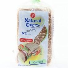 Natural Ovens Bakery Oatmeal Bread  24 oz