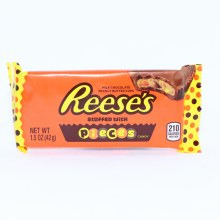 Reeses Milk Chocolate Peanut Butter Cups with Stuffed with Pieces Candy 1.5 oz