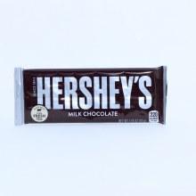 Hersheys Milk Chocolate Bar  1.55 oz