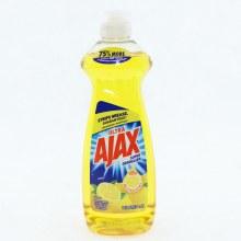Ajax Dish Liquid Lemon