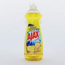 Ajax Ultra Super Degreaser Dish Liquid Soap Citrus Scent