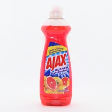 Ajax Dish Soap Bleach Alternative Grapefruit Scented