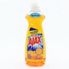 Ajax Dish Liquid Orange