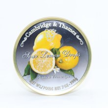 Cambridge & Thames Sour Lemon Drops 7 oz