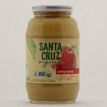 Santa Cruz apple sauce