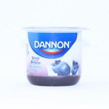 Dannon   Blueberry Yogurt  Lowfat Yogurt  5.3oz  Gluten Free 6 oz