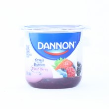 Dannon Mixed Berry Yogurt