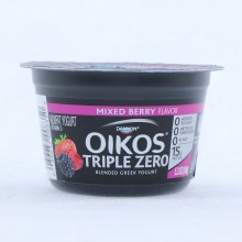 Dannon Oikos Mix Berry