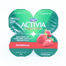 Dannon Activia Strawberry