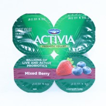 Dannon Activia Mix Berry