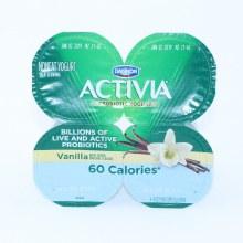 Dannon Activia Light Vanilla