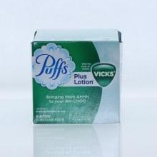 Puffs Vicks Tissues