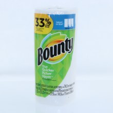Bounty The Quicker Picker Upper Select A Size Paper Towels