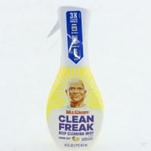 Mr Clean Clean Freak Lemon