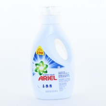 Ariel Power Liquid Concentrated Liquid Detergent For Whites And Colors 33.8 oz