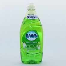 Dawn Ultra Antibacterial Hand Soap, 2X More Grease Cleaning Power, New More Powerful Formula, Apple Blossom Scent 19.4 oz