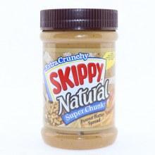 Skippy Natural Super Chunk