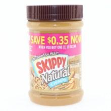 Skippy Natural Creamy Pb