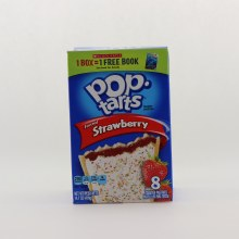 Pop Tarts Strawberry Frosted