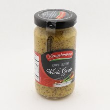 Hengstenberg Whole Grain Mustard 7.6 oz