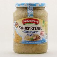 Hengstenberg Sauerkraut Bavarian Style