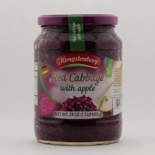Hengstenberg Red Cabbage with Apple 24 oz