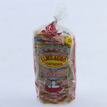 El Milagro Tostadas, No Preservatives, Gluten Free, NON GMO 14 oz