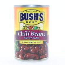 Bush's Best Chili Beans, Kidney Beans, Mild Chili Sauce  16 oz