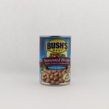 Bushs Seasoned Recipe Pinto Beans  16 oz