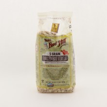 Bobs Red Mill 5 Grain Rolled  Hot Cereal