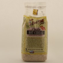 Bobs Red Mill 7 Grain Hot Cereal
