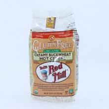 Bob's Red Mill Organic Creamy Buckwheat Hot Cereal, Wheat Free, Gluten Free 18 oz