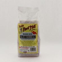 Bob's Red Mill Medium Grind Blue Cornmeal 24 oz