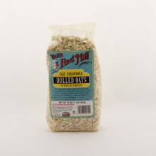 """Bob""""s Red MIll Old Fashioned Rolled Oats  2 lb"""