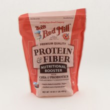 Bob's Red Mill Protein & Fiber Nutritional Booster 16 oz