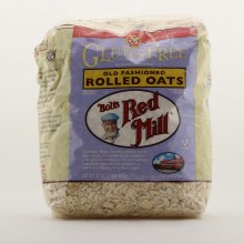 Bob's Red Mill Old Fashioned Rolled Oats Wheat, Gluten, And Dairy Free, Whole Grain  32 oz