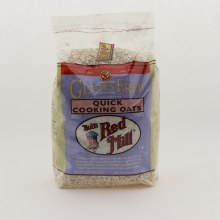 Bob's Red Mill Gluten Free Quick Cooking Oats 32 oz