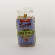 Bobs Red Mill Organic Steel Cut Oats