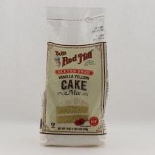 Bob's Vanilla Yellow Cake Mix GF 19 oz