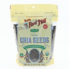 Bobs Organic Chia Seed