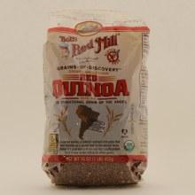 Bob's Red Mill Red Quinoa, Organic Whole Grain, Gluten Free, USDA Organic  16 oz