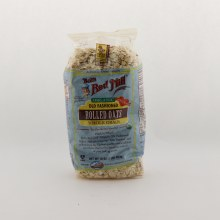 Bob's Red Mill Organic Old Fashioned Rolled Oats 16 oz