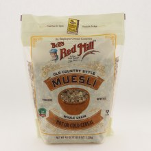 Bob's Red Mill Old Country Style Muesli 40 oz