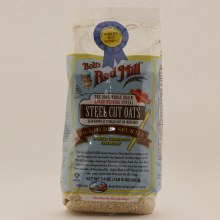 Bobs Red Mill Steel Cut Oats Pinhead Oats Irish Oats Preservative Free No Chemical Additives