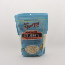 Bob's Red Mill Whole Grain Rolled Oats 16 oz