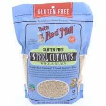 Bobs Steel Cut Oats Gf