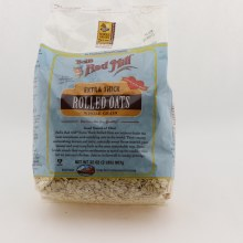 Bob's Red Mill Extra Thick Rolled Oats 32 oz