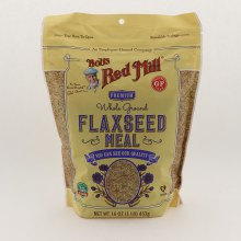 Bobs Red Mill Whole Ground Flaxseed Meal