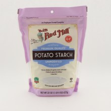 Bobs Red Mill Unmodified Potato Starch