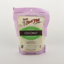 Bobs Red Mill Shredded Coconut Unsweetened
